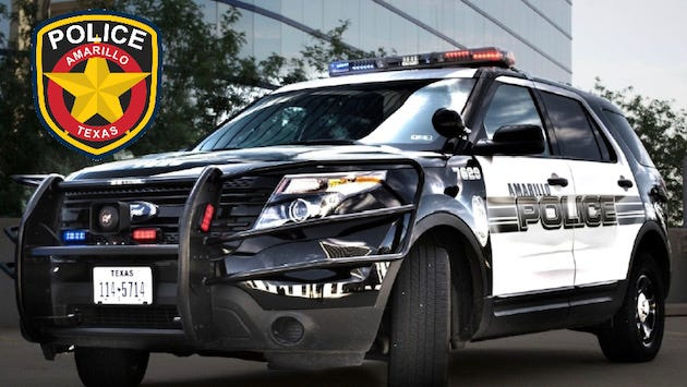 Amarillo police arrest 2 suspects walking through parking lot