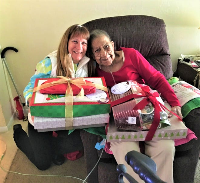 COA's Care Connection program provides services that help seniors maintain their independence and enjoy quality of life at home, during the holidays and all year round.