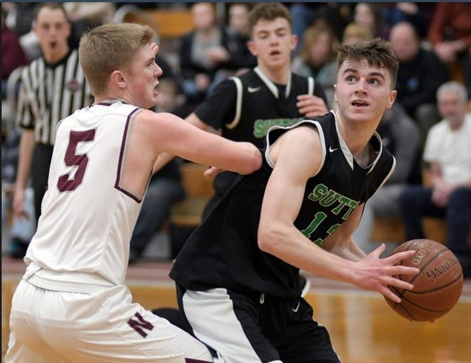 Zone defenses will be required in high school boys' basketball this winter.