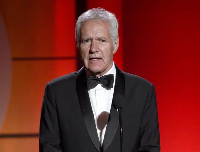 """Longtime """"Jeopardy!"""" host Alex Trebek died Sunday."""