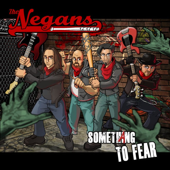 """""""Somethang to Fear,"""" by the Negans"""