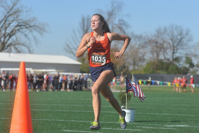 Galion's Ava Smith is back after an impressive junior campaign with the cross country and track teams.