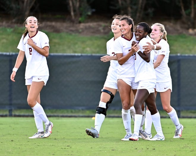 The undefeated Seminoles enter this week's ACC Championship with a shot at clinching an automatic bid in the spring's NCAA Tournament.