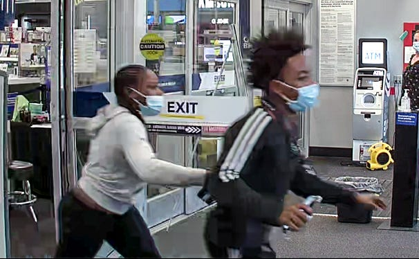 Police are looking for these people, suspected of stealing multiple iPhones from Best Buy in Menomonee Falls on Nov. 7.