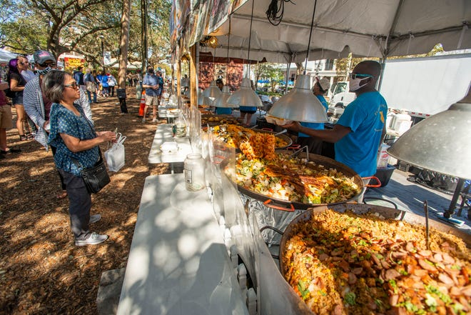 The Pensacola Seafood Festival returns to Seville Square this weekend.