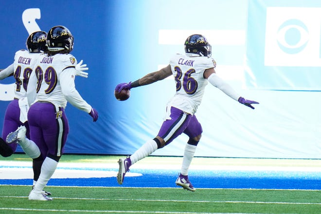 Baltimore Ravens set NFL record for 20-point games with win in Indy
