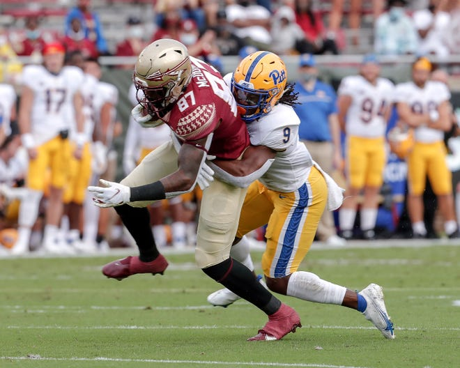 Pitt's ferocious defensive line and the return of Kenny Pickett proved too much for Florida State to handle.
