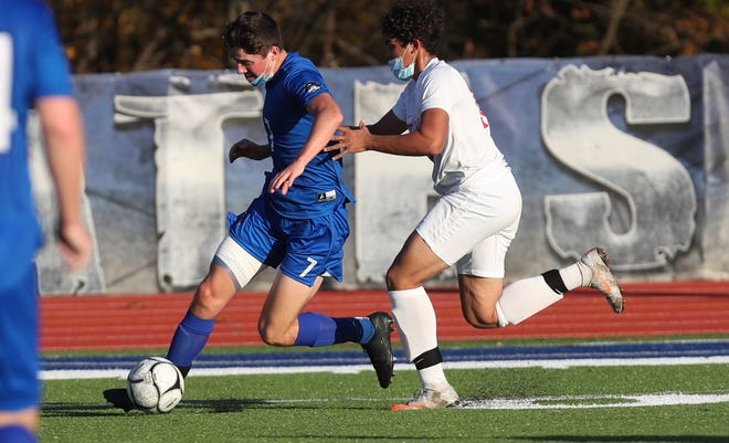 John Hayes continues to be a threat for Pearl River. He's accumulated seven goals and 10 assists.