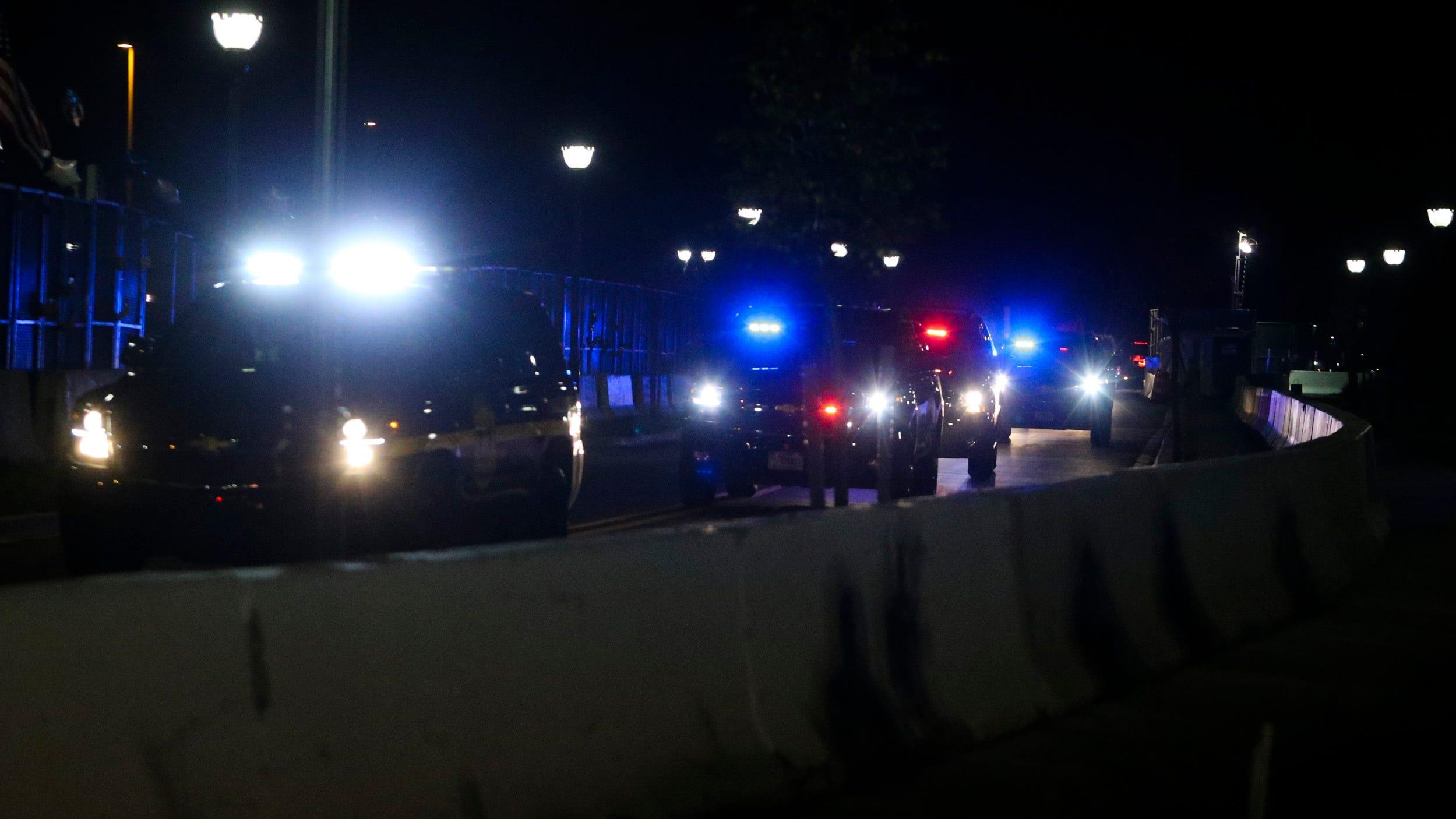 Letters: Biden's motorcade madness; COVID innovation must ...