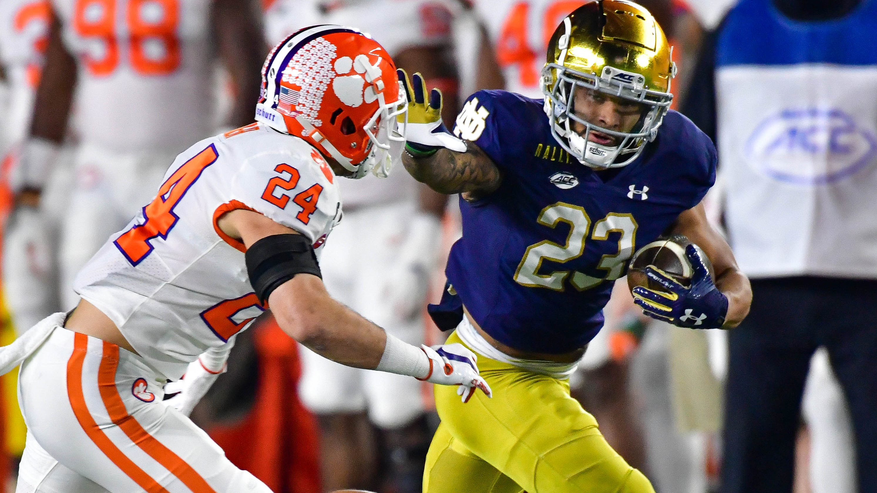 Five games in Week 13 with the biggest impact on the College Football Playoff
