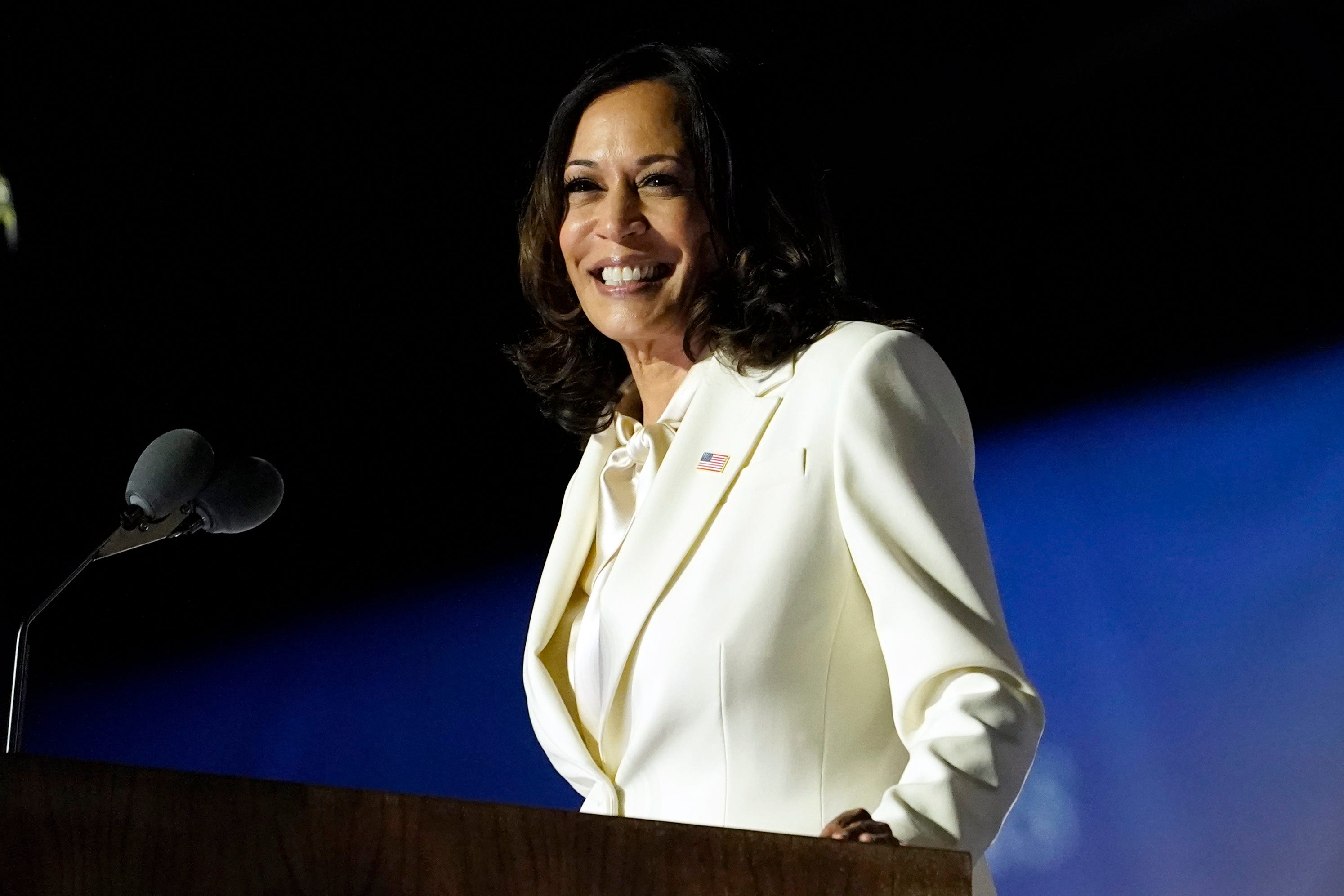 'Washed out mess': Vogue puts Kamala Harris on the cover, but Twitter users aren't happy