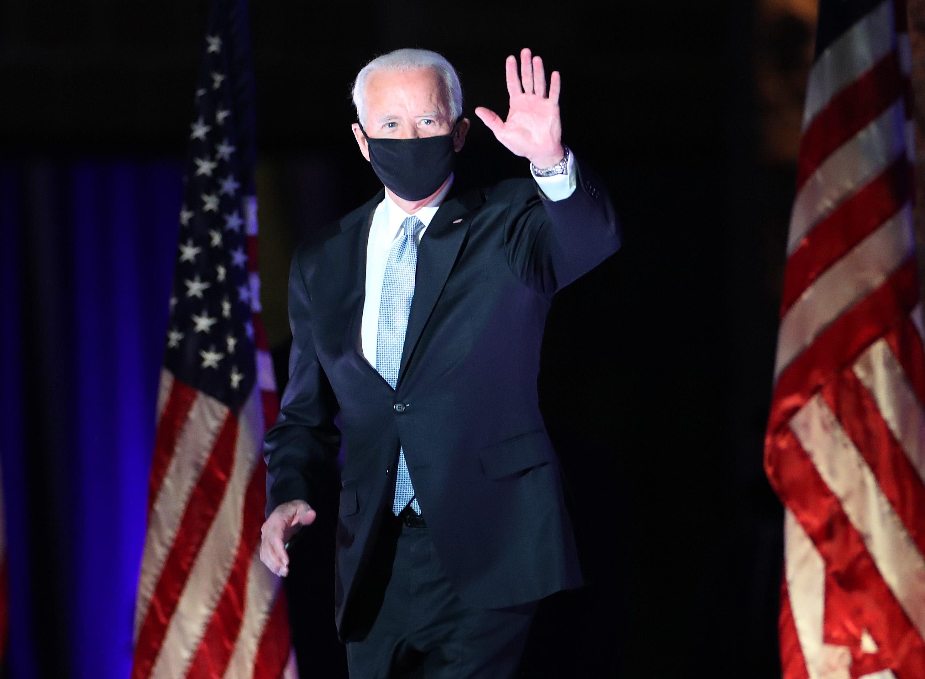 Election results updates: Joe Biden, Kamala Harris speak to nation after election win