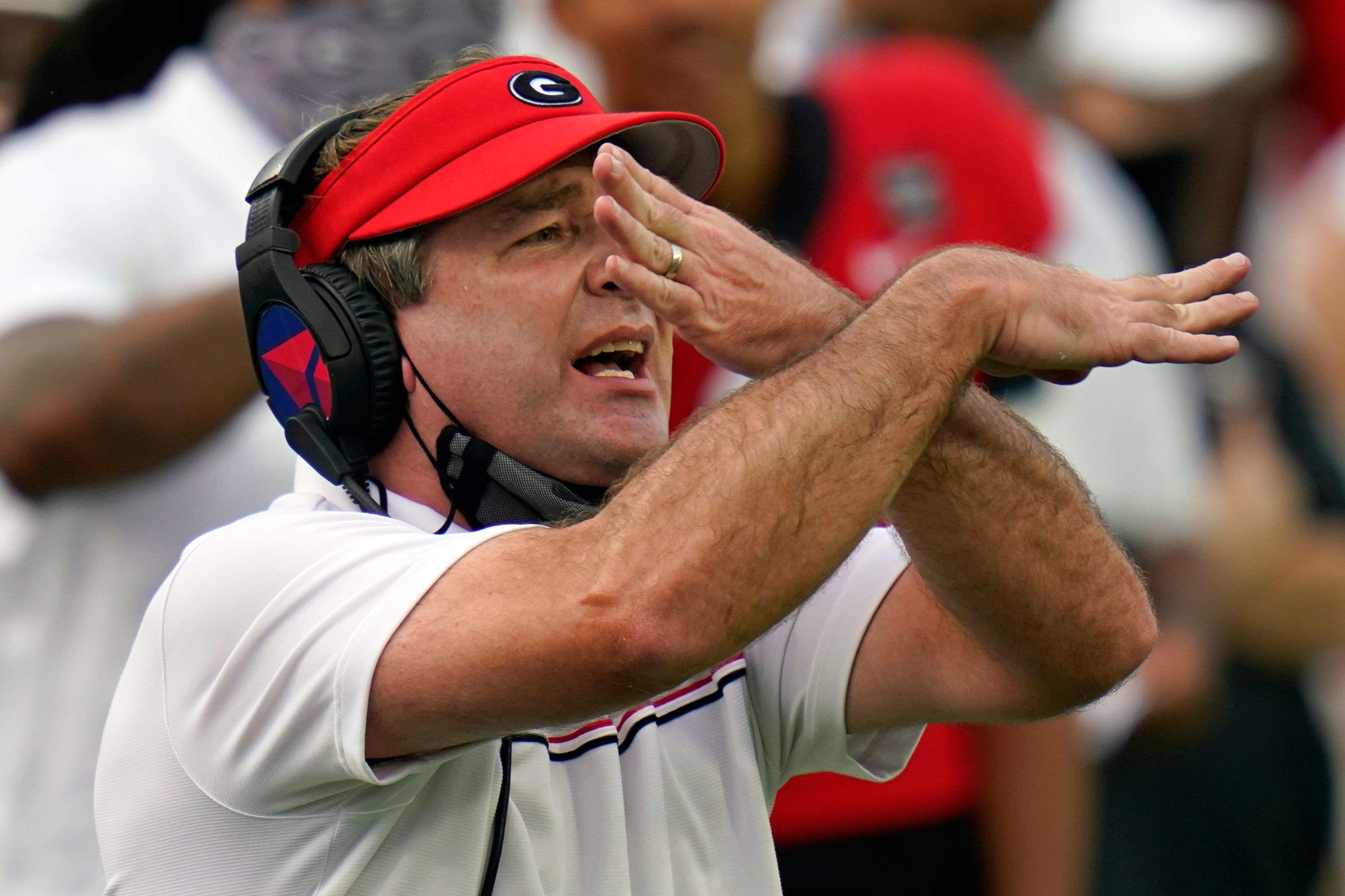 Opinion: Georgia coach Kirby Smart must change Bulldogs' approach before it's too late