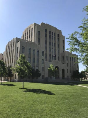Potter County announced Monday it was closing its buildings due to the uptick in the number of COVID-19 cases across the region.