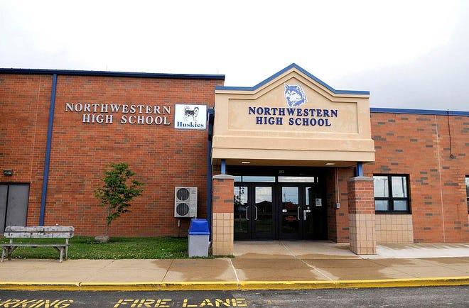 Northwestern High School. TOM E. PUSKAR/TIMES-GAZETTE.COM