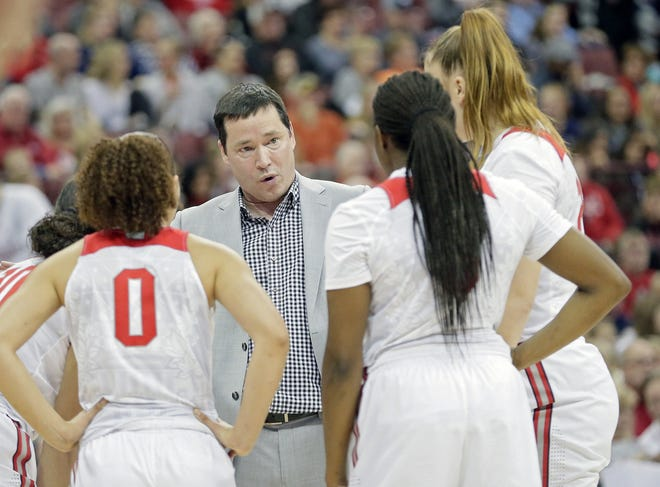 Ohio State women's basketball coach Kevin McGuff likes how his returning players and those who are new to the team are progressing so far.