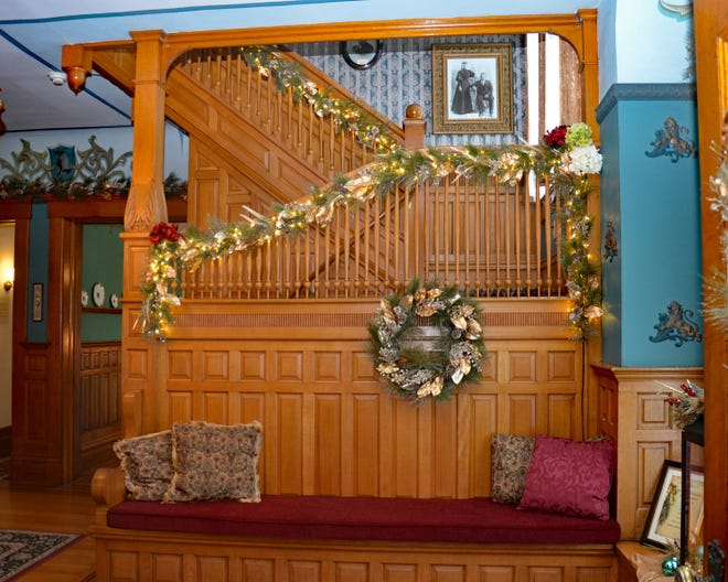 The Victorian House Museum, a 28-room mansion located in Millersburg, will hold its annual Holidays at the Mansion from Nov. 17-Dec. 31. Admission is $10, and $9 for those ages 60 and over.