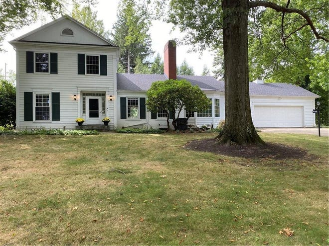 This elegant Colonial at 4010 State St., in Erie, is listed at $349,000.