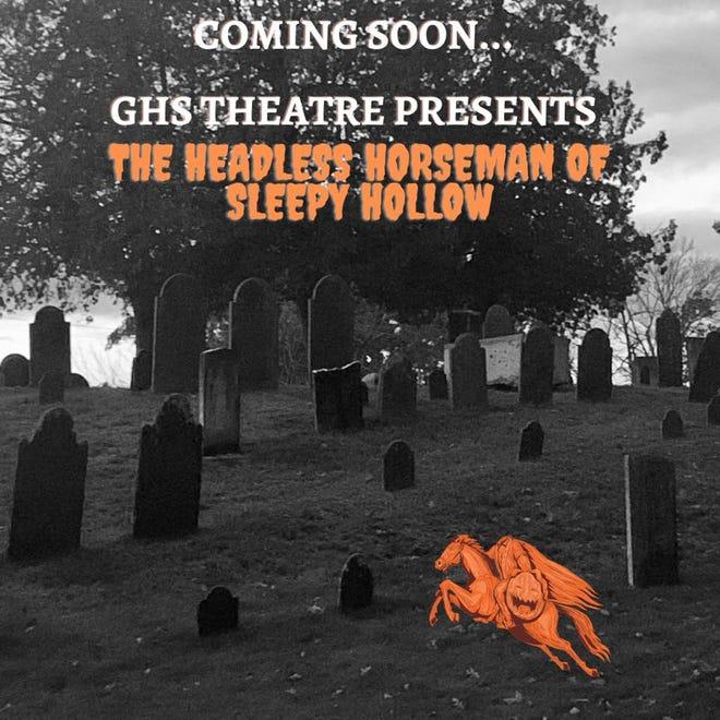 "Grafton High School theater presents ""The Headless Horseman of Sleepy Hollow"""