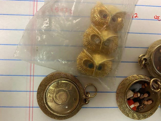 The Lubbock Police Department is searching for the owners of jewelry that was recently found in a stolen vehicle.