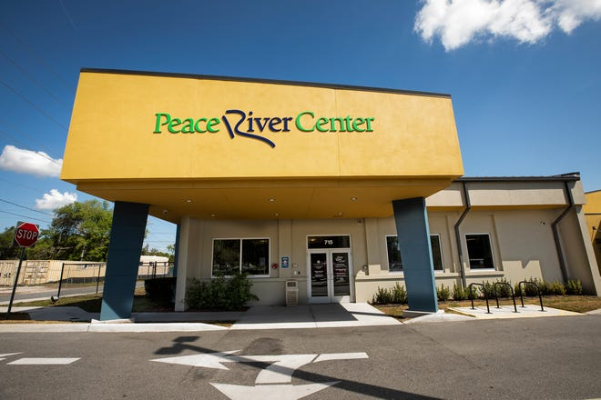 The Peace River Crisis Center is located at 715 N. Lake Ave. in Lakeland. The agency is expanding its Club Success recovery program for people with a mental health diagnosis to a second facility in Haines City following an agreement with the Polk County Commission.