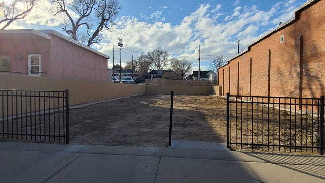 The Livewell Park slated for constructed on Santa Fe Avenue just south of Third St. was just one of the projects La Junta was recognized for when it was named Colorado Main Street of the Year on Friday.