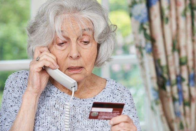 """The latest version of what's come to be known as the """"grandparent scam"""" goes beyond phone calls to in-person pickups of money or other valuable goods from the victim's home, New Hampshire's attorney general's office said."""