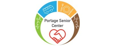 Portage Senior Center logo