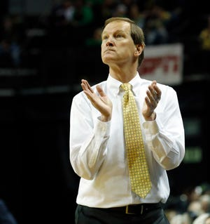 Oregon coach Dana Altman and the rest of the Ducks will have to wait a little longer to play their first game of the season.