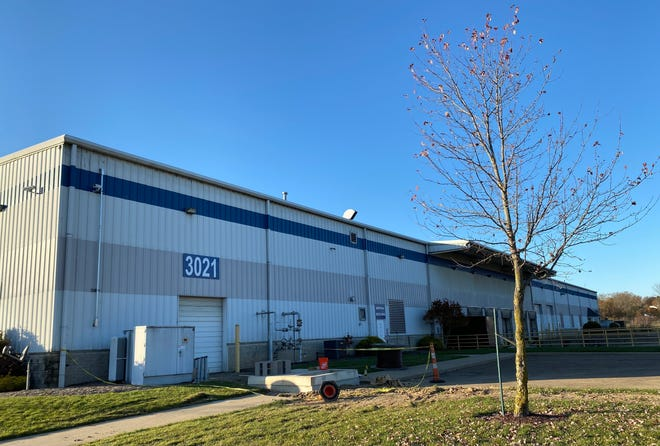 Polytech America is opening a facility in an existing industrial building on Saratoga Avenue SW in Perry Township.