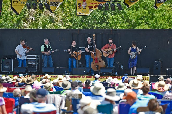 More than 20,000 people attended the 10th annual Suncoast BBQ & Bluegrass Bash in 2019. The festival, a fundraiser for the Suncoast Foundation for Handicapped Children, was canceled because of COVID-19 for both 2020 and 2021.