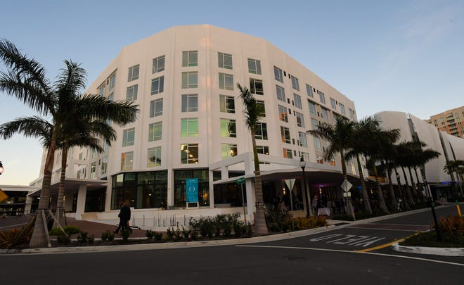 Art Ovation Hotel, at 1255 N. Palm Ave. in downtown Sarasota, has opened the new restaurant conceptOvertureCuba.