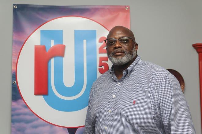 Jeffrey Gardner has been named program director at Realize U 252. [Bill Hand / Sun Journal Staff]