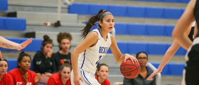 Natasha Pacheco and the Becker College women's basketball team will not be playing a New England Collegiate Conference schedule this winter.