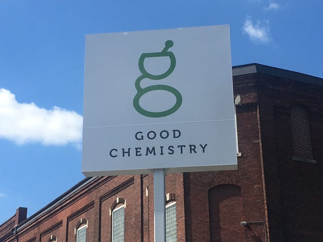 Good Chemistry of Massachusetts is a medical marijuana dispensary at 9 Harrison St. in Worcester.