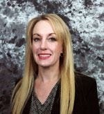 Ashley Stathatos, the new city manager for High Springs.