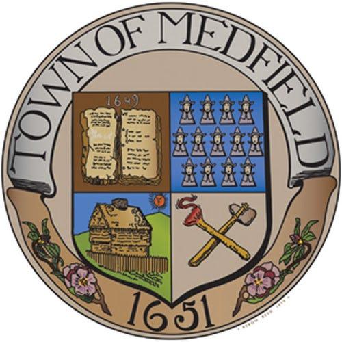 Medfield town seal
