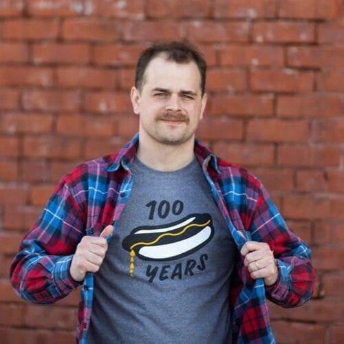 Comedian Shaun Connolly