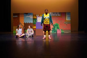 """Jefferson County Public Schools and StageOne Family Theatre announced a """"Theatre for Everywhere"""" partnership Monday, Nov. 9, 2020 to offer virtual plays to elementary students in Louisville amid the COVID-19 pandemic."""