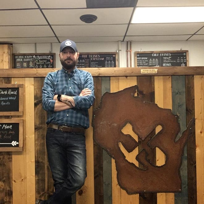 Josh Truckenbrod started 1848 Coffee as a coffee truck in May 2018, but within months he moved it to a permanent home at West Coffee Road and National Avenue.