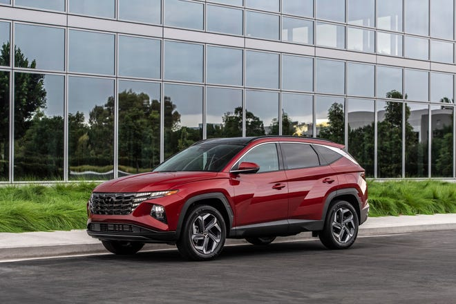 Hyundai announced its 2022 Tucson will be manufactured in Montgomery, making it the fifth car to be built in the plant.