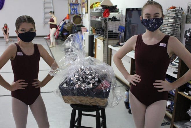 "Kynley Cartwright and Melody Hernandez  are the winners of the first virtual ""Boogie-Thon"" fundraiser for the Las Cruces Chamber Ballet."