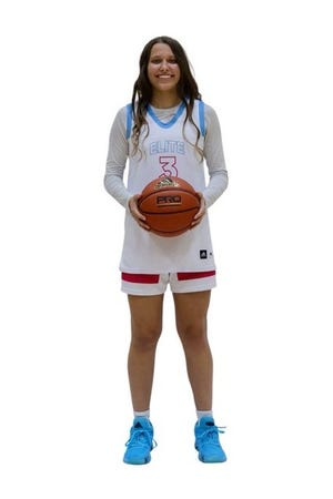 Arizona Elite Prep girls basketball guard Cadence Davis