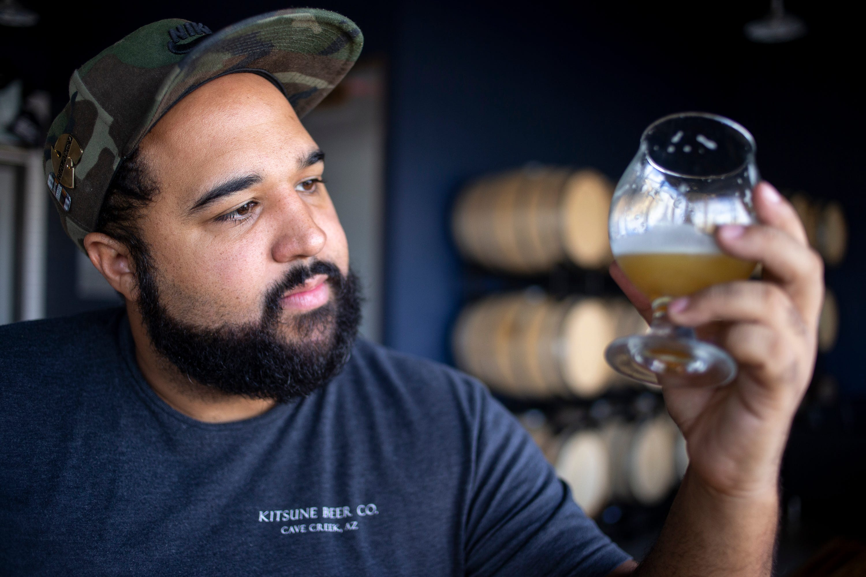 Arizona's first Black-owned brewery launches this week. Say hello to Kitsune Brewing