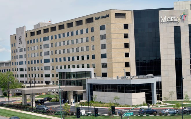 Four years after construction began, and with two phases already open, Mercy is welcoming patients into the recently-completed Mercy Heart Hospital Springfield.