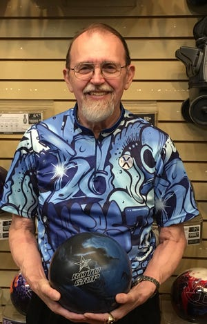 Darwin Wimer rolled another 300 game at Virgin River Bowling Center last week, becoming the first local bowler to roll three perfect games there.