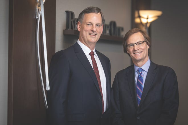 President of Financial Services, Stuart Elsea (left) and President of Brokerage Services, Dan Elsea (right).