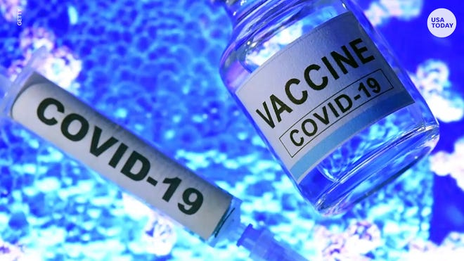 COVID vaccine: What the second shot in the Moderna trial was like