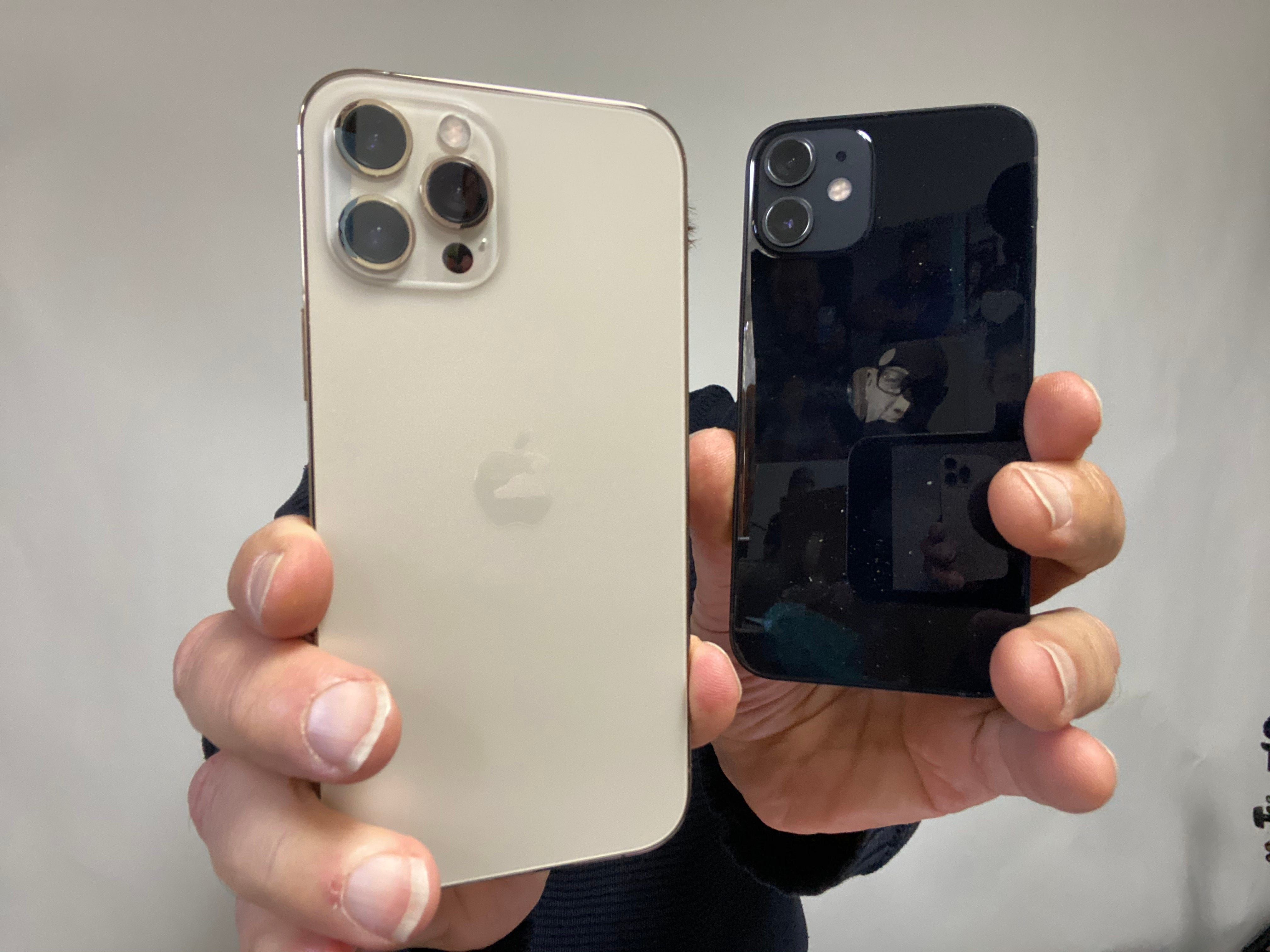 which iPhone 12 variant do you choose ..?