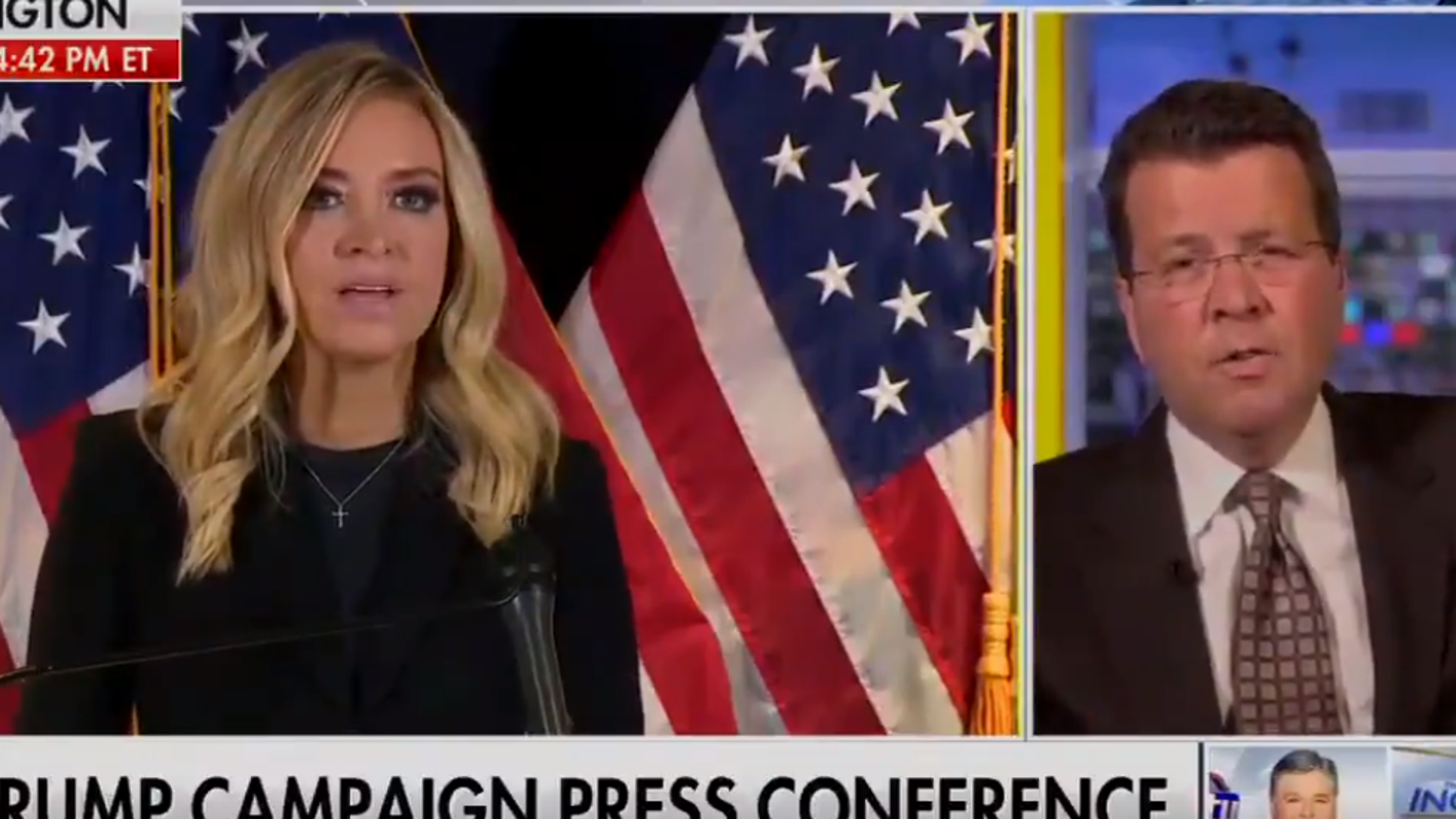 Fox News cuts away from Trump campaign news conference: 'Can't in good countenance continue showing this'